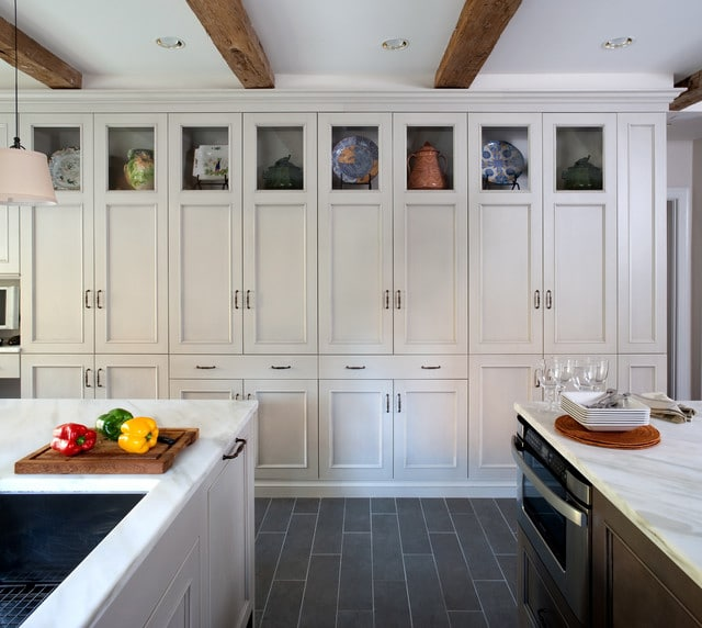 Overhead Kitchen Cabinet: Idea File: Floor To Ceiling Cabinets - CR