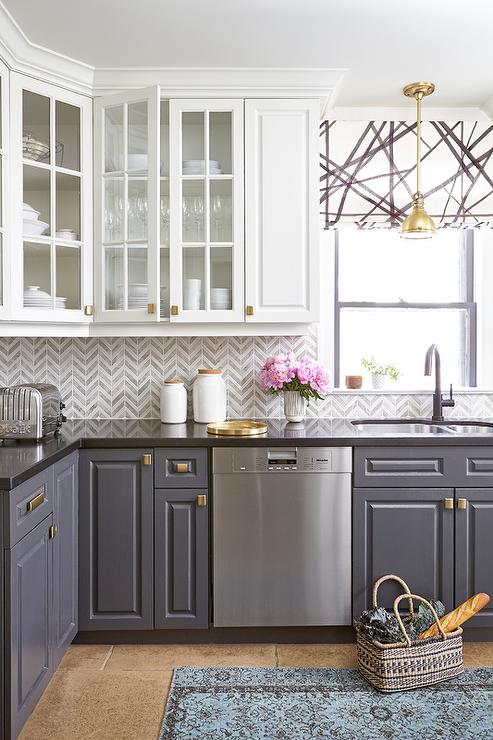 On Trend Pairing Natural Stone And Quartz Precision Countertops